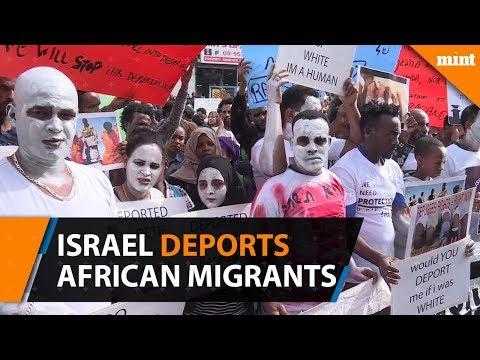 Israel Tells African Migrants To Leave Jerusalem