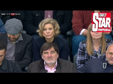 Prince andrew's ex amanda staveley, sparks newcastle takeover chat