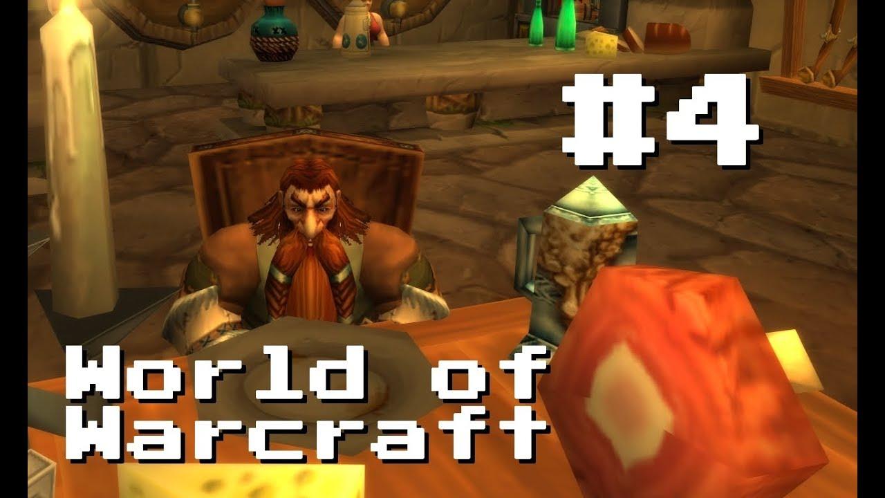 World of Warcraft #4 - Jäger - Schön auf Treffsicherheit skillen!!!