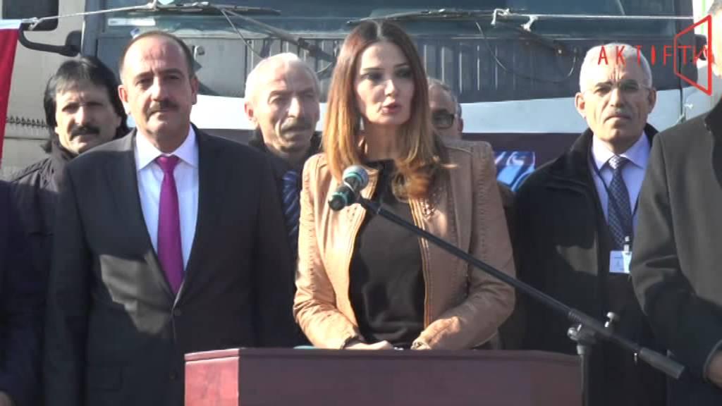 Gölbaşı Belediyesi'nden Bayırbucak Türkmenleri'ne Yardım