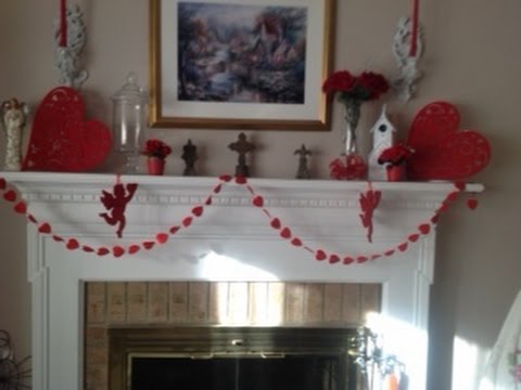 Dollar Tree Haul 2 Valentine S Day Decor Craft Ideas Youtube