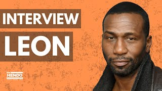 Leon Talks The Temptations Movie & The Famous Line