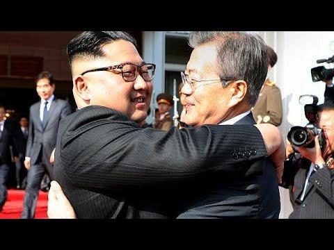 الزعيمان الكوريان يلتقيان لإحياء المساعي بإقامة قمة -كيم وترامب- الشائكة…  - نشر قبل 1 ساعة