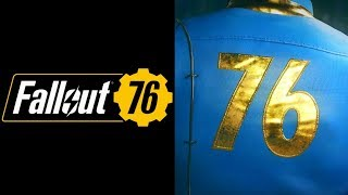 FALLOUT 76 - Official Reveal Gameplay Trailer (2018)