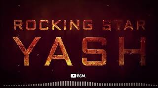 KGF (Salaam Rocky Bhai )Background Theme Music Bgm