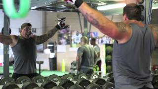 Driven Beyond Strength™ Episode 2 - Cushing & Diehl