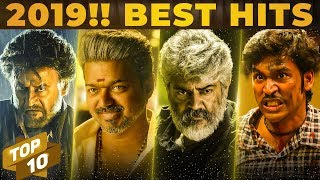 Top 10 Best Commercially Successful Films In 2019! Star Studded List! | Bigil | Petta | Viswasam
