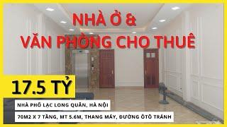 image Bán nhà đẹp phố Lạc Long Quân, Hà Nội | Có 19 tỷ thôi | #shorts