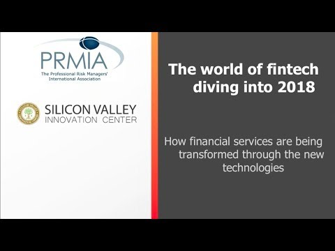The World of Fintech Diving Into 2018