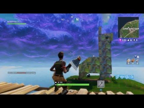 Je Construis Le Lama De Fortnite Battle Royale