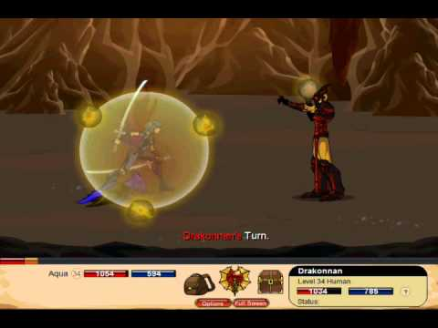 Download Let's Play Dragon Fable Pt 80 - The Fire Orb Saga - Burn!