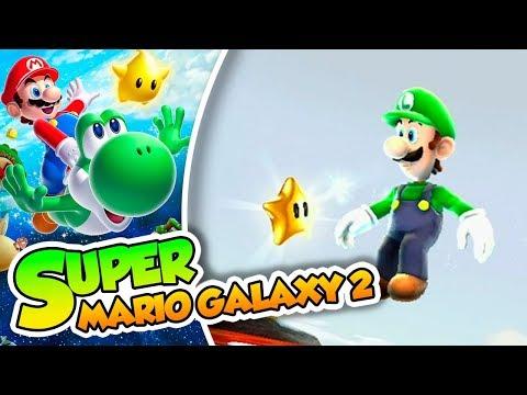 ¡Directo Estelar! - #07 - Super Mario Galaxy 2 en Español (WiiU) DSimphony