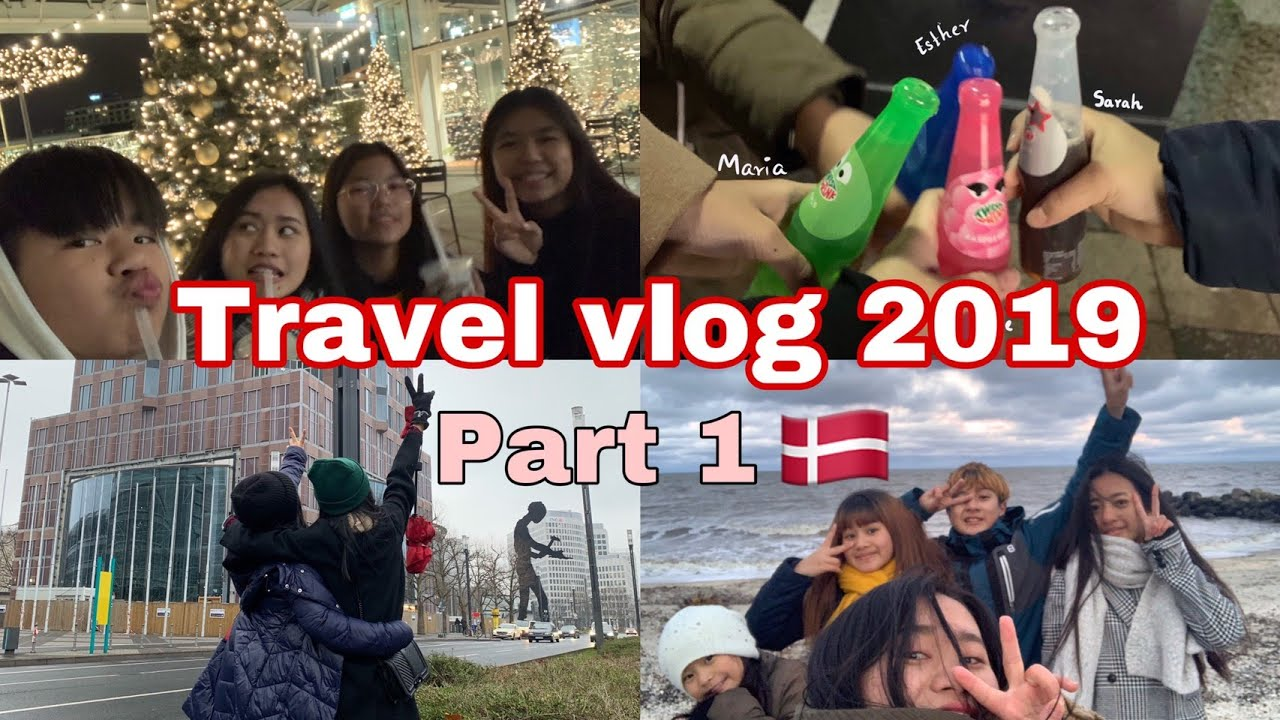 (Before the lockdown) I flew to Denmark🇩🇰 & Germany🇩🇪 to meet my cousins - PART I