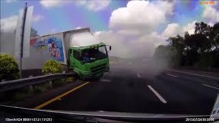 【閲覧注意】加害者が酷すぎる交通事故まとめ【最悪】 - Traffic accident thumbnail