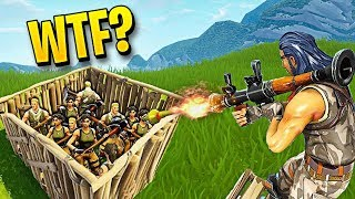 ONE IN A BILLION ROCKET KILL!! (DIRECT IMPACT) | Fortnite Daily Funny and WTF Moments Ep. 113