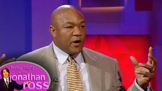 George Foreman Is Haunted By The Whispers of Muhammad Ali | Friday Night With Jonathan Ross