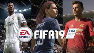 Nauka kopania (01) FIFA 19