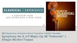 "Ludwig Van Beethoven : Symphony No. 6, in F Major, Op. 68 ""Pastorale"": I. Allegro Ma Non Troppo"