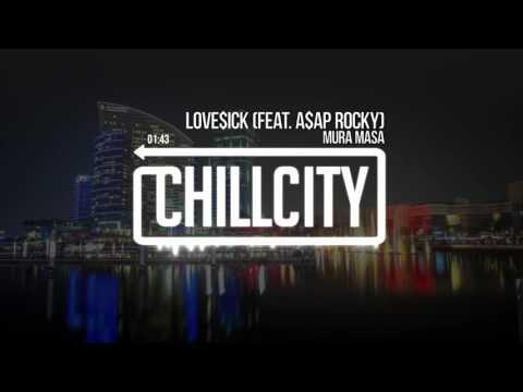 Mura Masa - Love$ick (feat. A$AP Rocky)