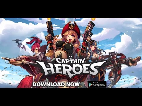 Captain Heroes: Pirate Hunt Trailer