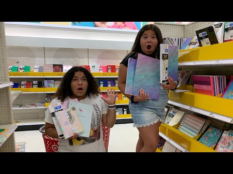 Back To School Shopping At Target 2019! Huge Back To School Shopping Haul