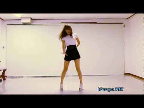 2NE1 LOVE YOU full ver.Waveya MiU 웨이브야 미유 (투애니원) cover dance