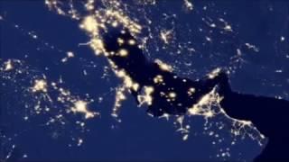 وكالة ناسا تلتقط صور للأرض ليلاً من الفضاء الخارجي