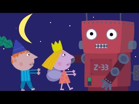 Ben e Holly Italiano 🤖 Il Robot Giocattolo - Collezione Italiano - Cartoni Animati