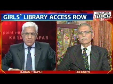 To The Point - To The Point: Interview with Vice Chancellor of Aligarh Muslim University