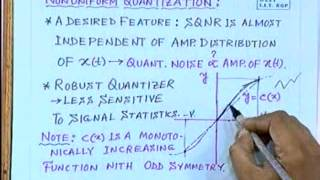 15. Non Uniform Quantization (Companding)