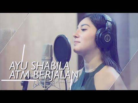 AYU SHABIL - ATM BERJALAN | BEHIND THE SCENE TAKE VOCAL MOMMENT | With Lyric