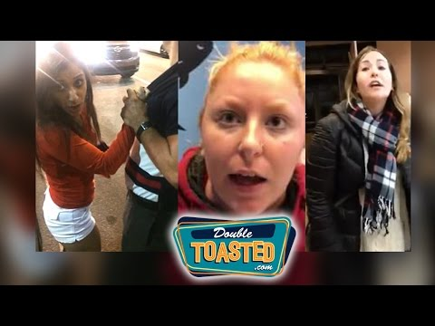 THE TOP BEST FREAKOUTS ON THE INTERNET  Double Toasted Highlight