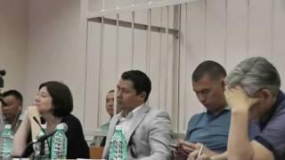 ''Шедевральна'' промова прокурора в кримінальній справі Доржиева