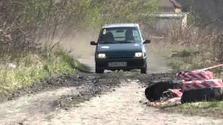 2 KJS Uzdrowiskowe Ściganie 2014 - Grzegorz Trzeciak / Artur Trzak - Daewoo Tico