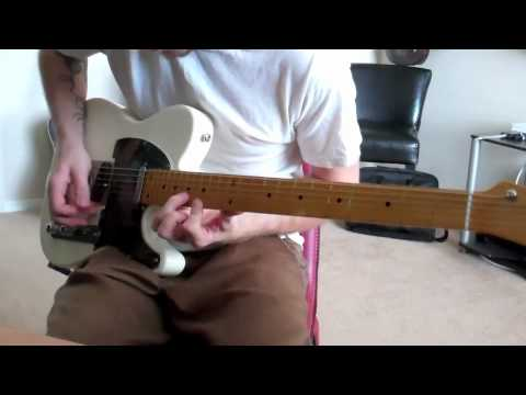 Glassjaw Vanilla Poltergeist Snake Guitar Cover YouTube