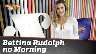 Exclusivo: A milionária mais famosa do momento, Bettina, é entrevistada no Morning