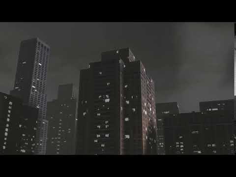 City Night Skyscraper Buildings New York No Copyright Video Clips