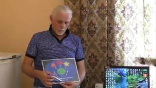 Урок 072  Три фактора влияния  Летний семинар Сочи 2016  Навигация и Балансировка энергии