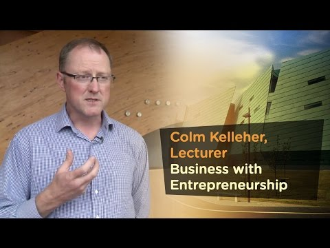 Business with Entrepreneurship