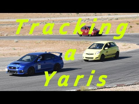 Is Toyota Yaris a perfect track car?