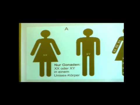 Video 2: Gender-Paradoxon Live – 2: Affenmann und Menschenfrau