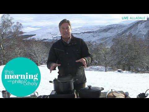 John Torode's Cullen Skink Live From the Scottish Highlands | This Morning