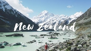 NEW ZEALAND ROAD TRIP   Southern Voyager Wild Kiwi