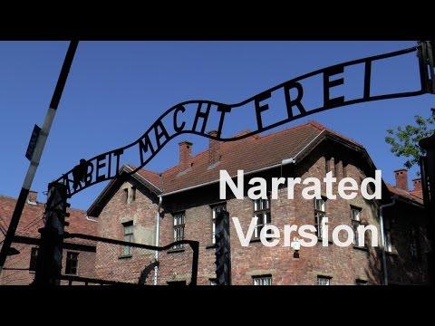(HD) Narrated Tour of Auschwitz I and Auschwitz II Birkenau