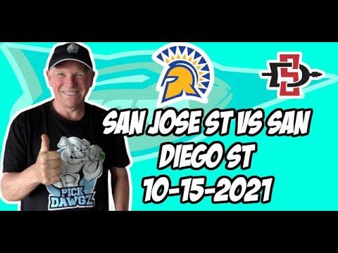San Diego State vs. San Jose State odds: 2021 college football ...