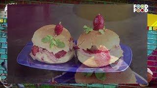 Fruit Burger   Turban Tadka   Chef Harpal Singh   FoodFood