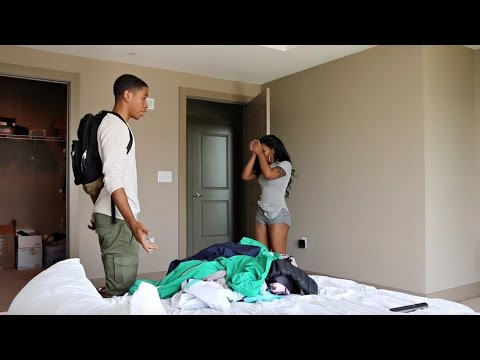 I BROKE UP WITH DE'ARRA prank!!!