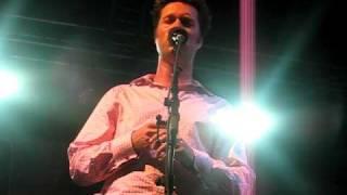 Rufus Wainwright singing 'Over the Rainbow' at Watermill 2009