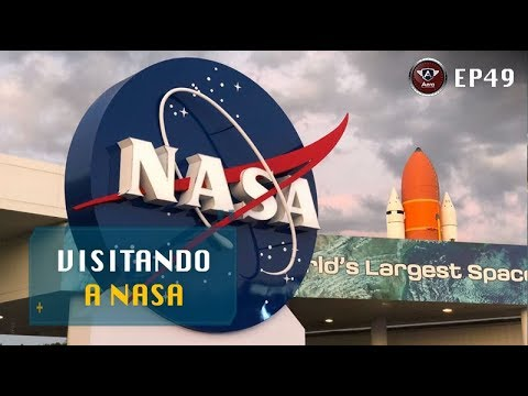 Fui Visitar o Kennedy Space Center – o Museu da NASA