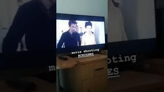 Тина Кароль во время съёмок «Бывшие» | Тина Кароль сыграла главную роль в фильме «Бывшие»